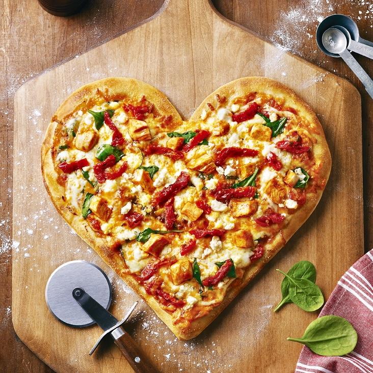 Sağlıklı Pizza