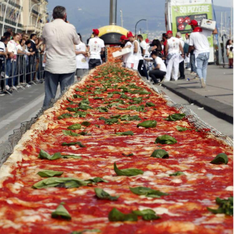 Pizzanın En'leri